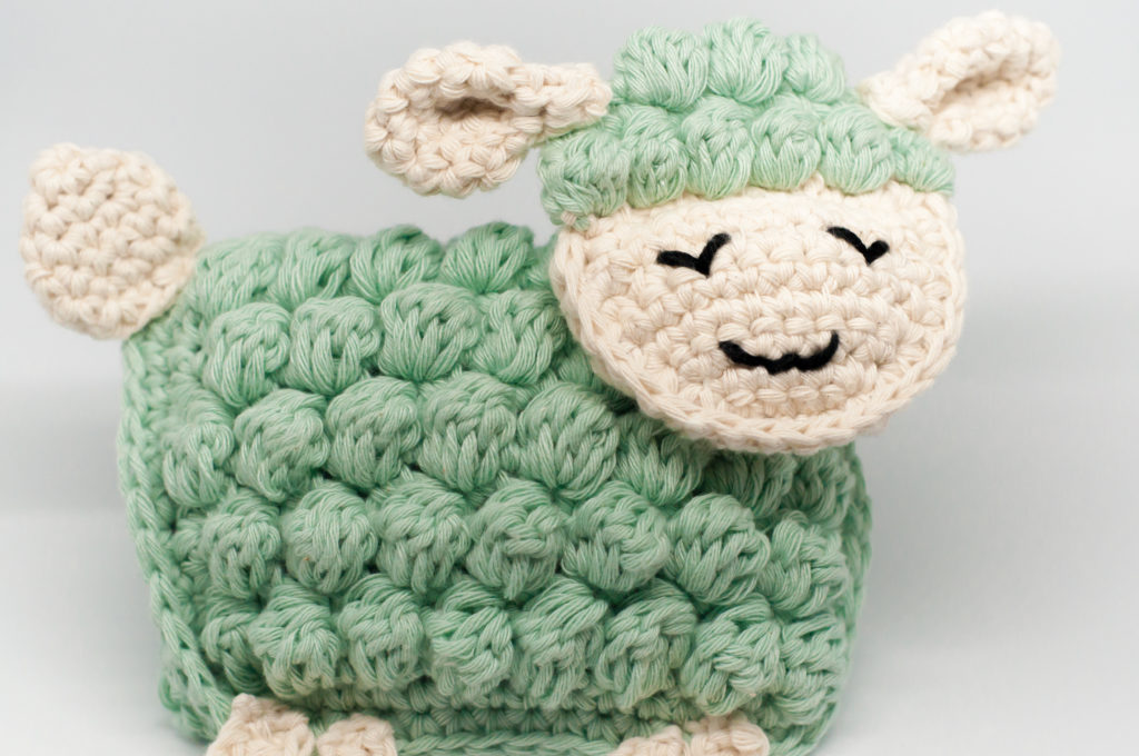 Free Crochet Pattern For A Ragdoll Lamb Sverre The Lamb Yarnhild