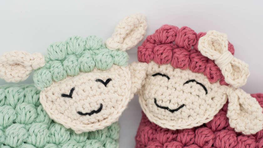 Free Crochet Pattern For A Ragdoll Lamb Sverre The Lamb Yarnhild