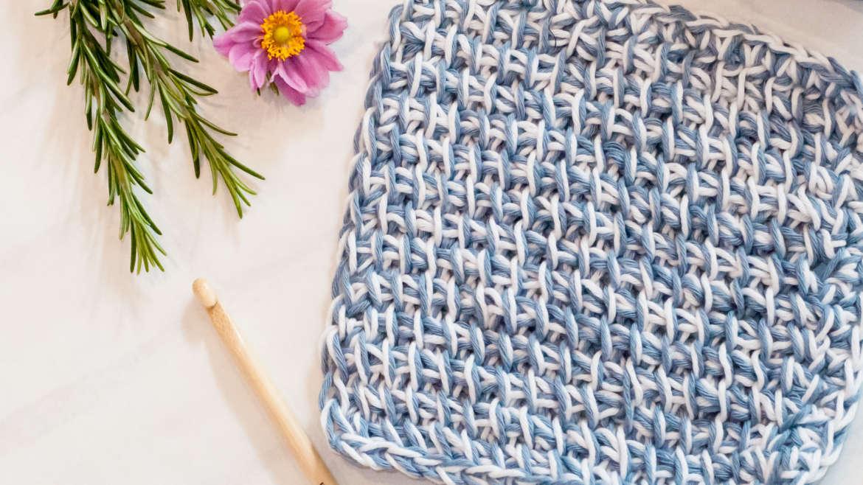 The Tunisian Simple Stitch —