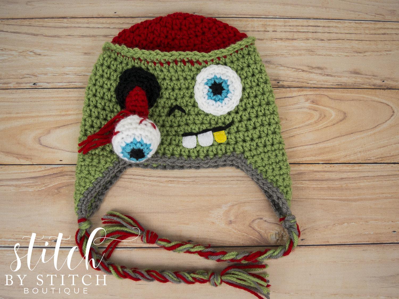 10 Crochet Halloween Decorations- Free Patterns | Fall crochet ... | 1125x1500