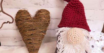 Crochet Christmas Gnome