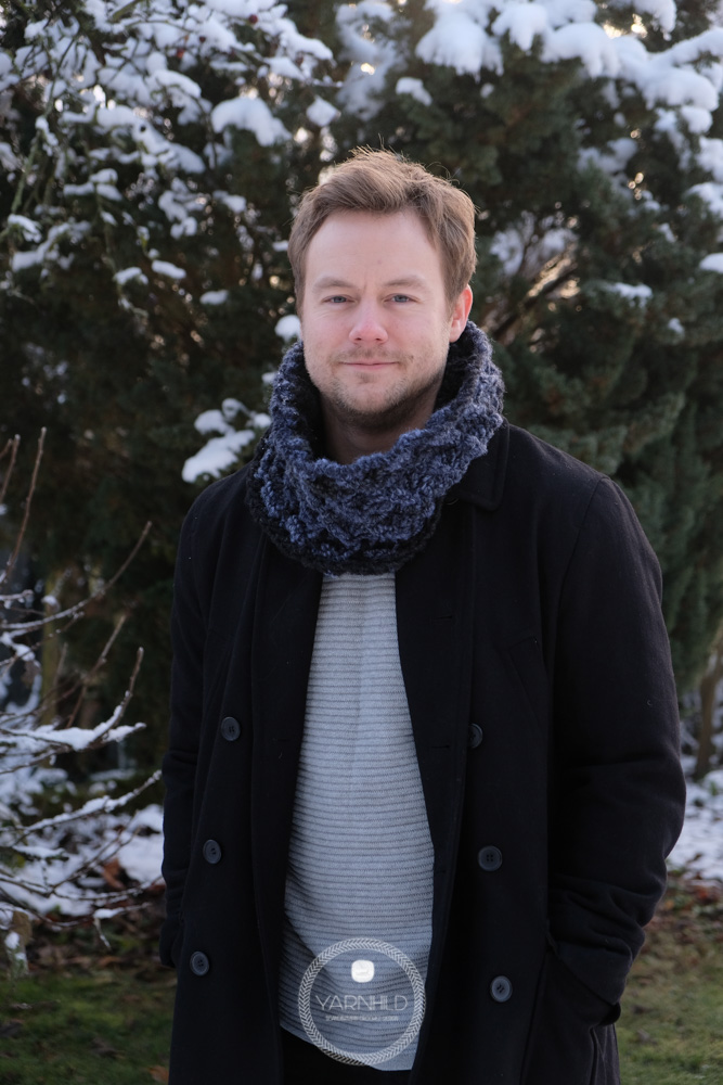 Crochet Mens Cowl Free Crochet Pattern On Yarhnild