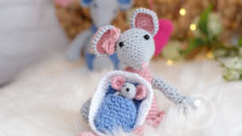 free crochet pattern baby mouse