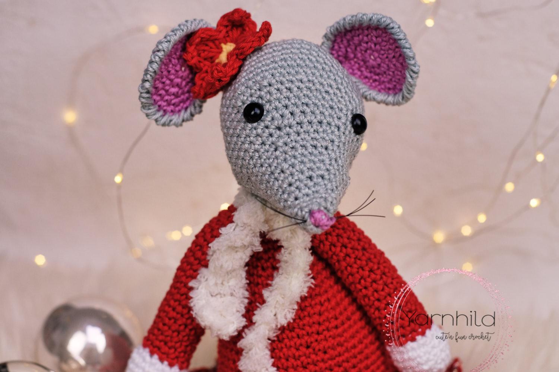 Adorable Amigurumi Mice | 1000x1500