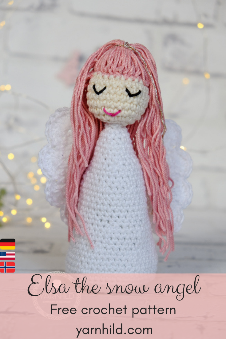 Musings of an Average Mom: Free Frozen crochet patterns | 1102x735