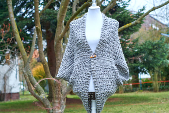 Crochet Shrug Wrap Me Tender Free Crochet Pattern By Yarnhild
