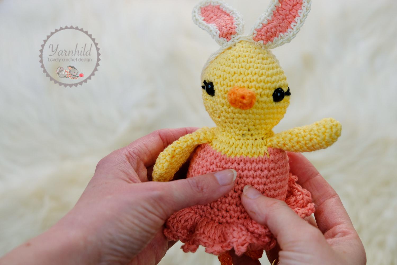 Crochet chicken free amigurumi pattern | Oster häkelanleitungen ... | 1000x1500