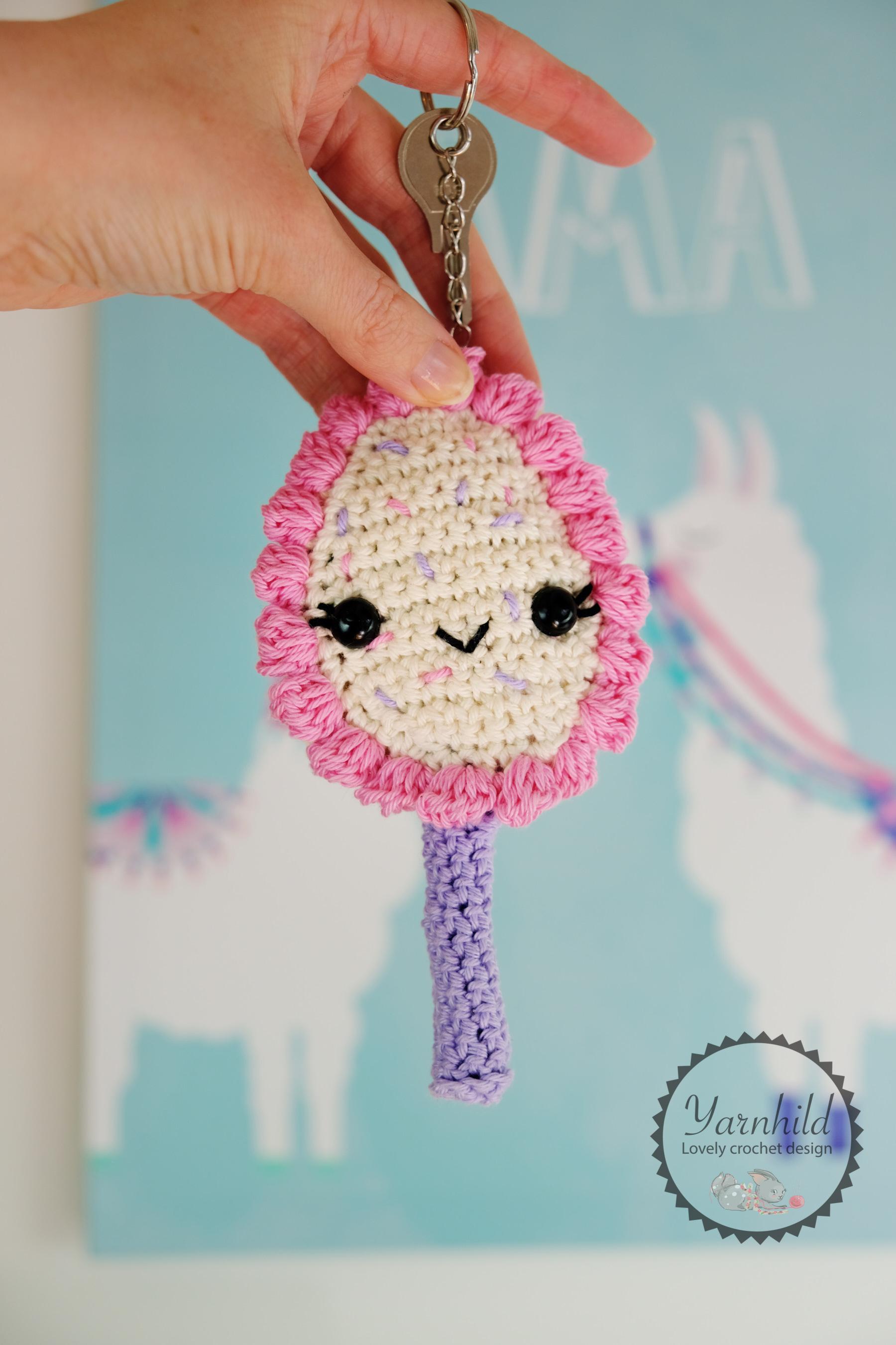 Crochet dog paw Amigurumi paw Brown puppy paw Amigurumi keyring ... | 2700x1800