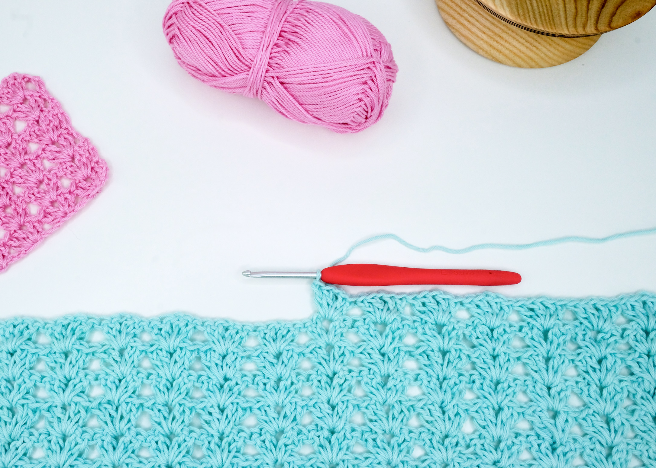 Easy Crochet Stitches The Iris Stitch Video And Picture Tutorial