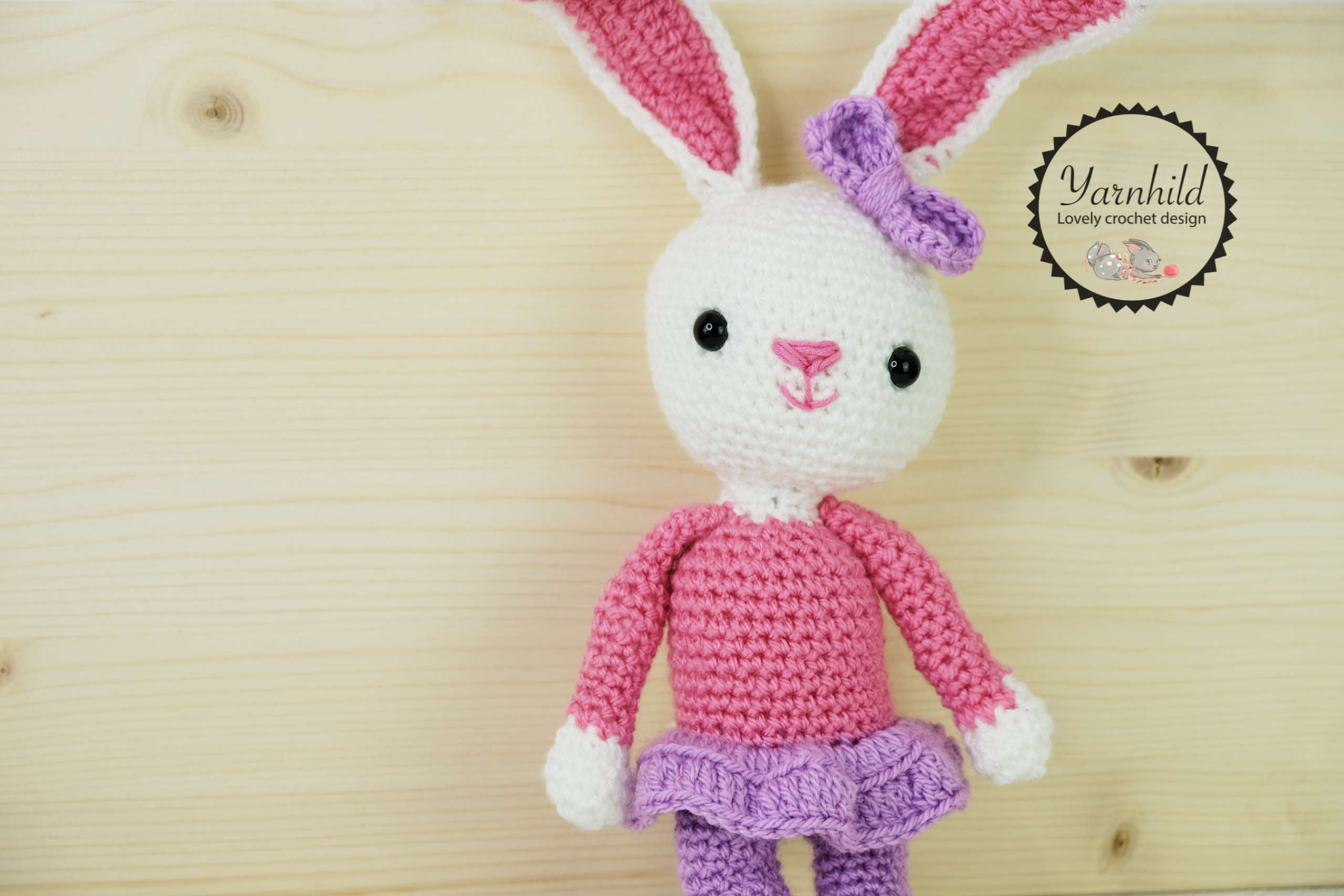 SabraOn's Simple Amigurumi Bunny - Ravelry | 1707x2560