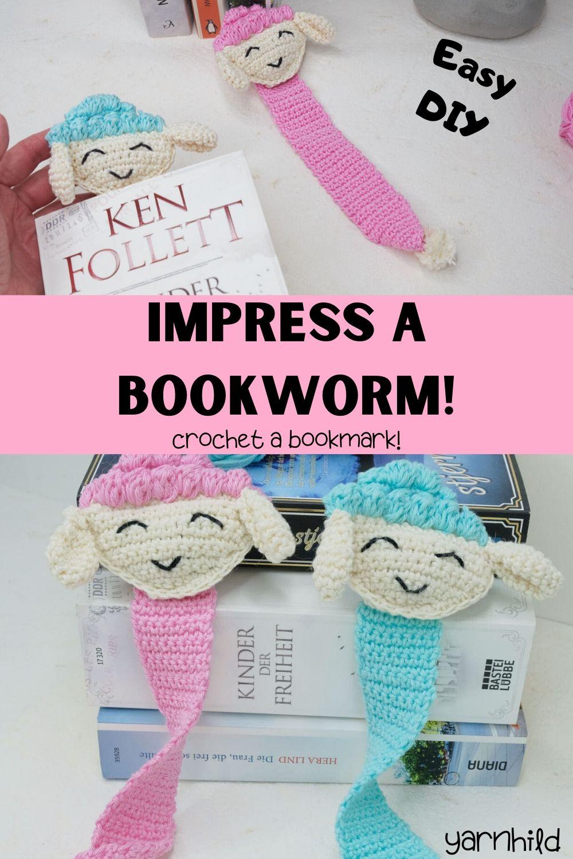 Crochet Bookmarks | AllFreeCrochet.com | 1500x1000